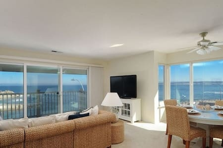 Ocean View Townhome at Lover's Pt. - 太平洋叢林(Pacific Grove) - 獨棟