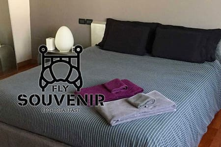 FlySouvenir double - Feel at home away from home - Borso del Grappa - Bed & Breakfast