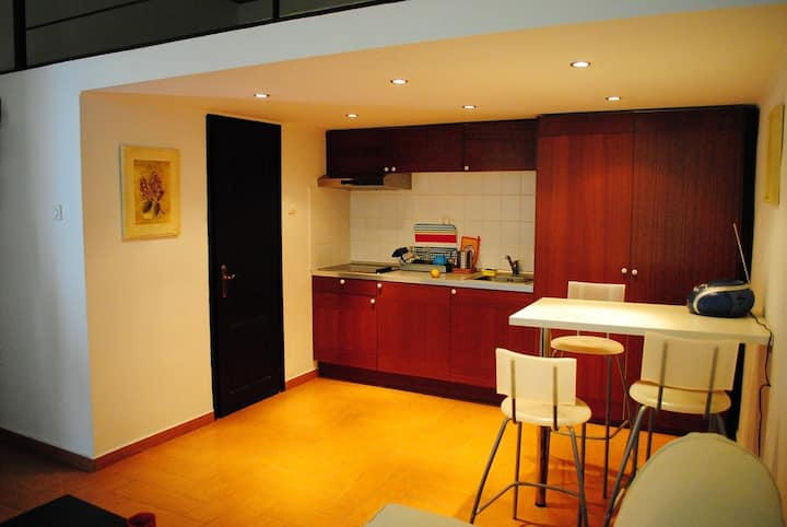 Studio in the heart of Budapest