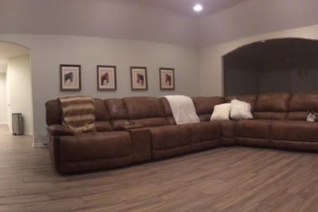 Room in the country near Baytown! - Crosby