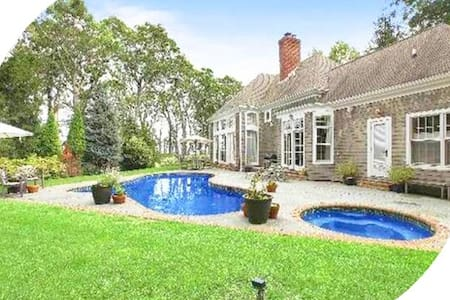 Villa Zaira - East Hampton Chic - East Hampton - Villa