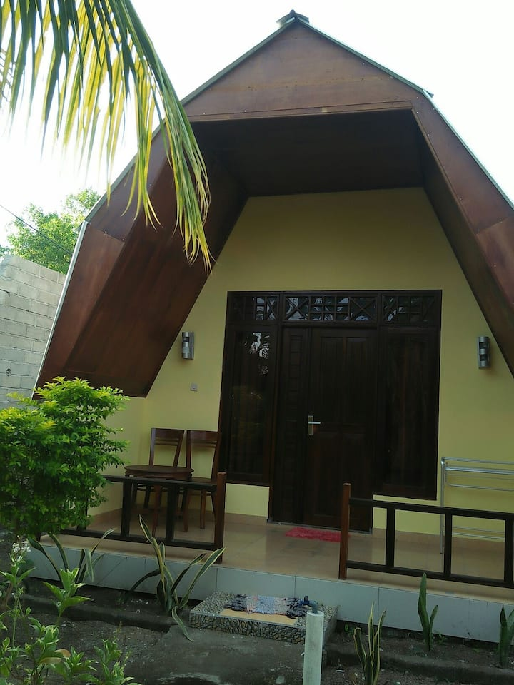 Faezal meno Bungalo is lovely house to stay