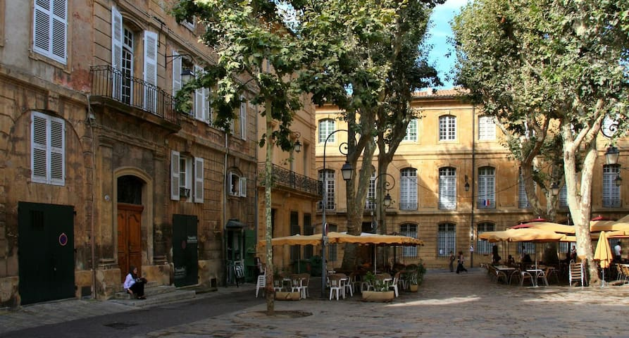 Little flat - Historical Center - Aix-en-Provence - Apartment