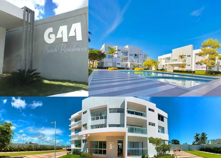 NEW Punta Cana Condo G44 near beach, restaurants +