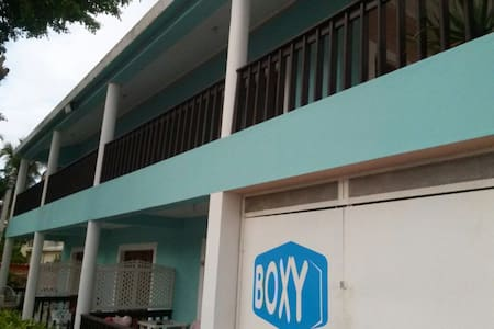 Boxy apart-hotel Punta Cana 1BDR 3