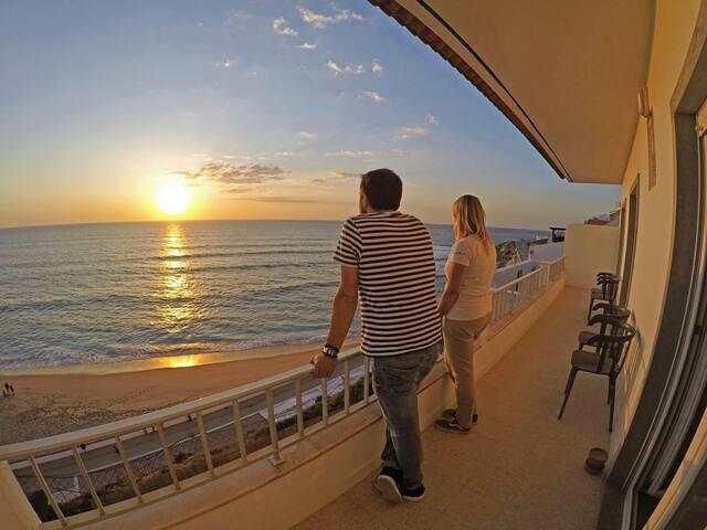 Twin Sea View / Beach House