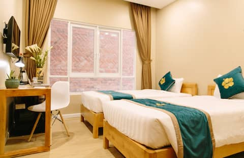 Superior Twin - Minh Nhung Hotel