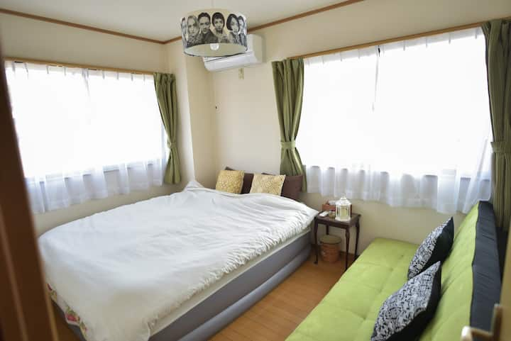 Near Miyajima.Guest only.Family type.Free WIFI #2