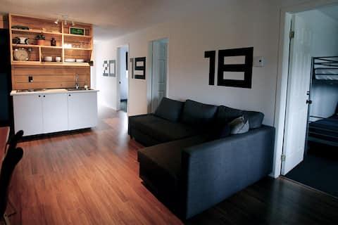 Séjour en appartement au BEATNIK HOTEL
