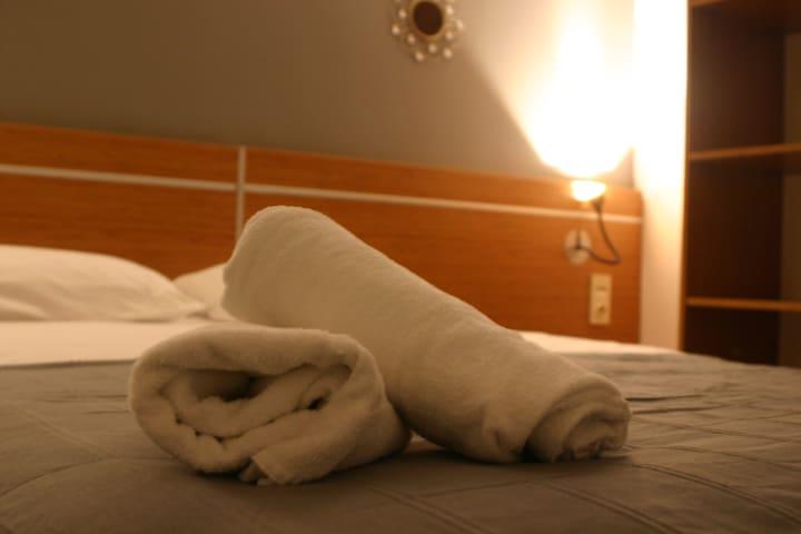 Appart Hôtel Chambre confort ❤️