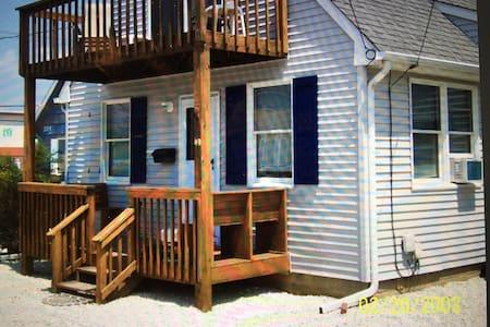 Ocean block cottage at the Beach - 冲浪市(Surf City) - 独立屋
