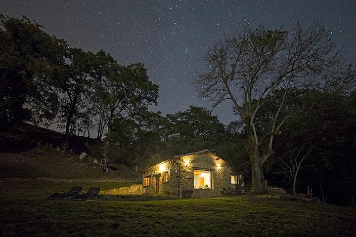 El Bosque-luxurious off-grid cabin retreat