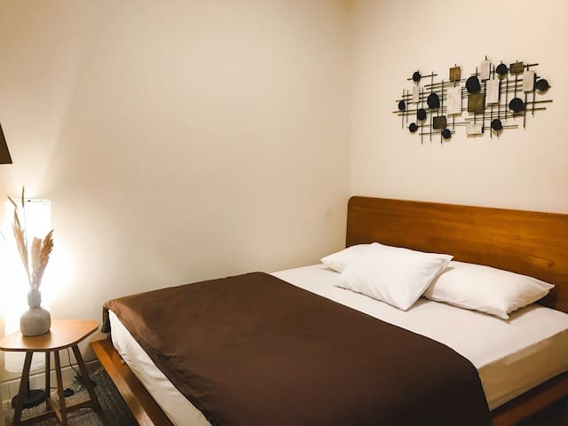 "stepHouse A: King bed  ""Very Near to Malioboro"""
