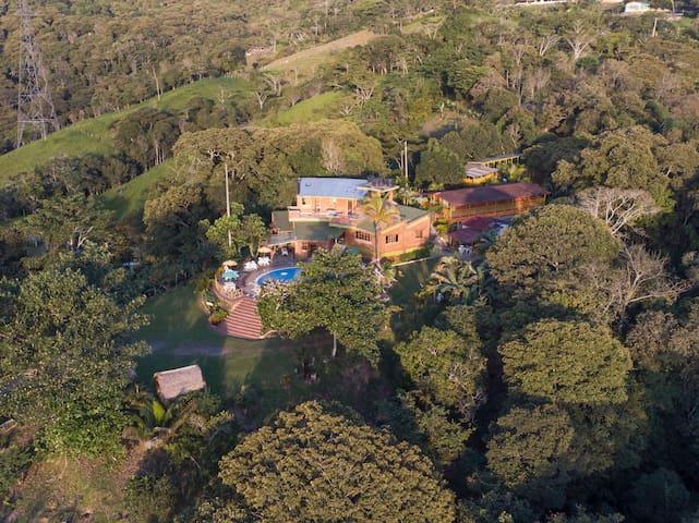 HOTEL CAMPESTRE EL BOHIO , Un lugar para descansar