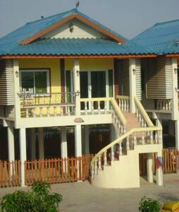 บ้านทั้งหลัง สวย ส่วนตัว ปลอดภัย - สุโขทัย - บ้าน
