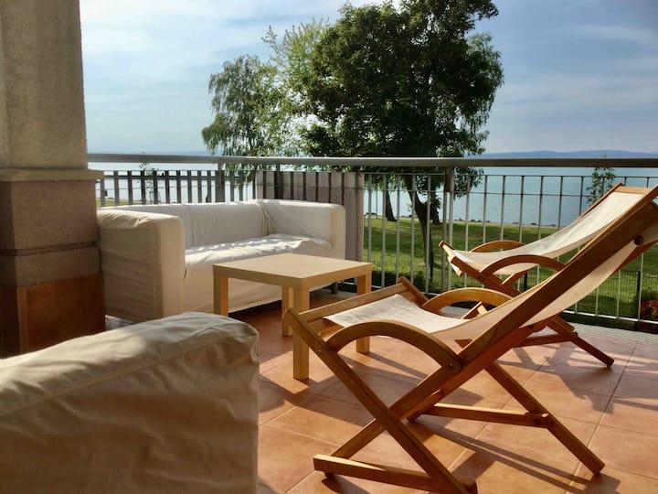 Balaton BeachSide Apartman Siófok N1