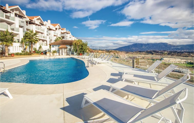 Holiday apartment with 1 bedroom on 40m² in La Cala de Mijas
