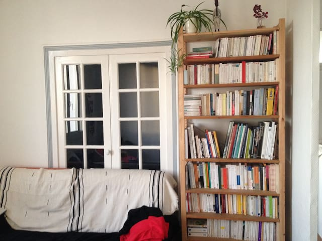 Sunny flat in the heart of Nantes - Nantes - Wohnung