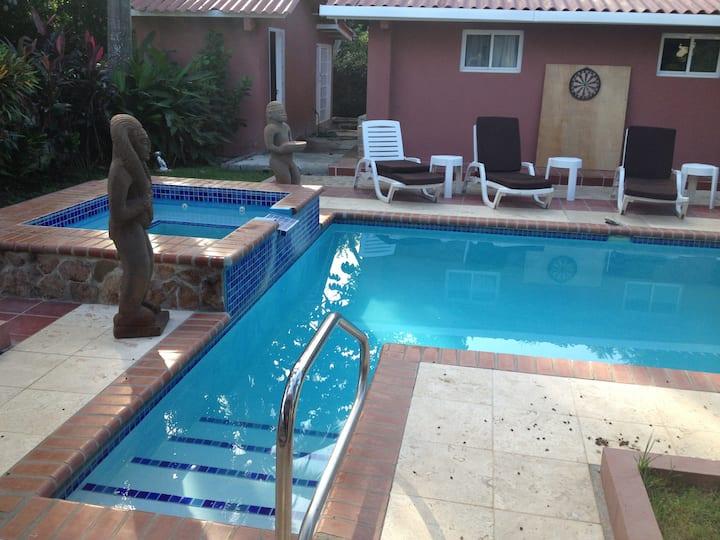 Tropic Paradise Pool Home