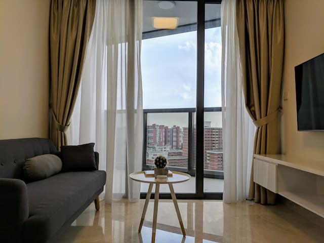Exclusive Apartment next to MRT Station