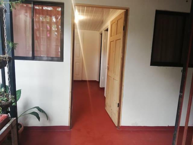 Apartamento privado en contacto con Naturaleza