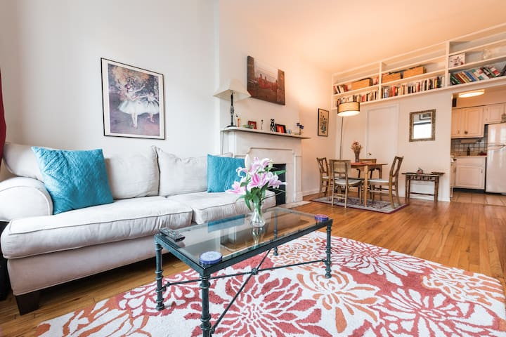 1 BR Apt steps from Central Park! #10223