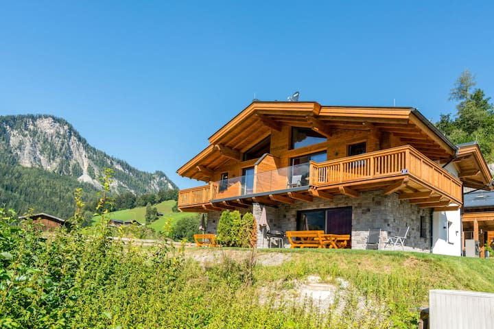 Beautiful Holiday Home In Wald im Pinzgau With Sauna