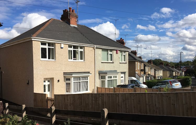 4 Bed House near Coventry Uni & City Centre