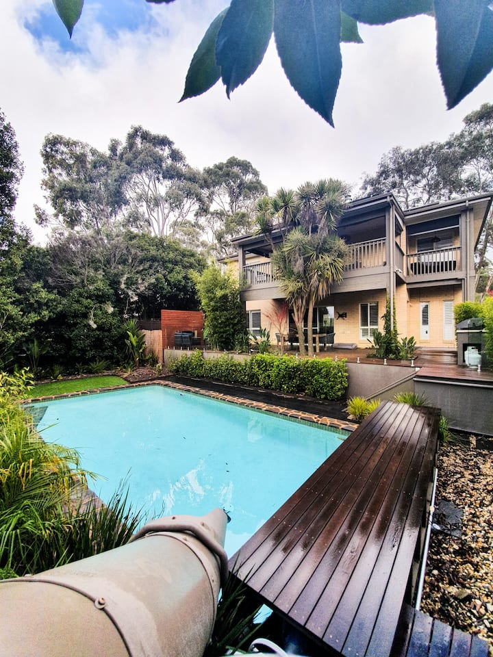 Hahndorf Hideout - private location close to town