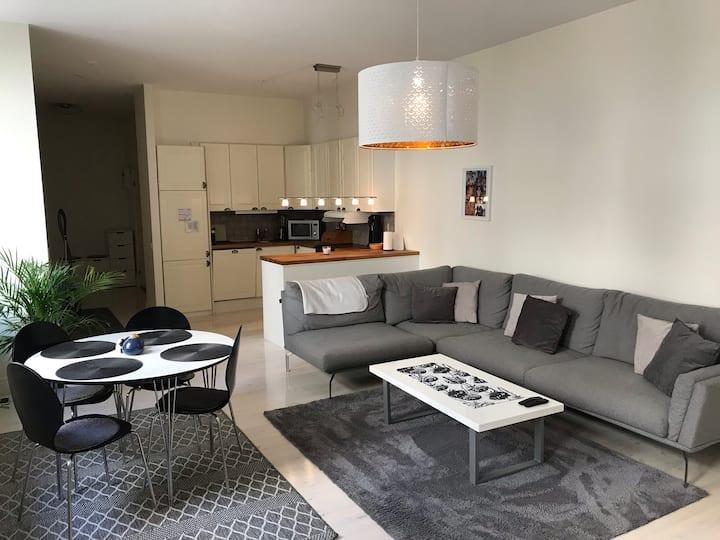 Spacious apartment in the center of Gothenburg