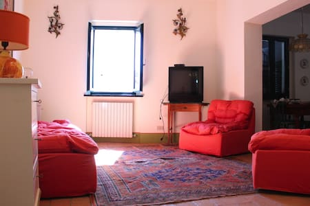 Charming apartment between Siena and Val d'Orcia - Vescovado - アパート