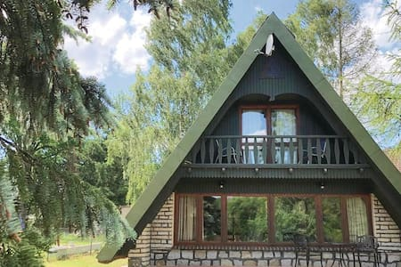 Holiday cottage with 2 bedrooms on 70m² in Lübtheen