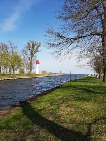 Ferienwohnung Strand Ueckermünde