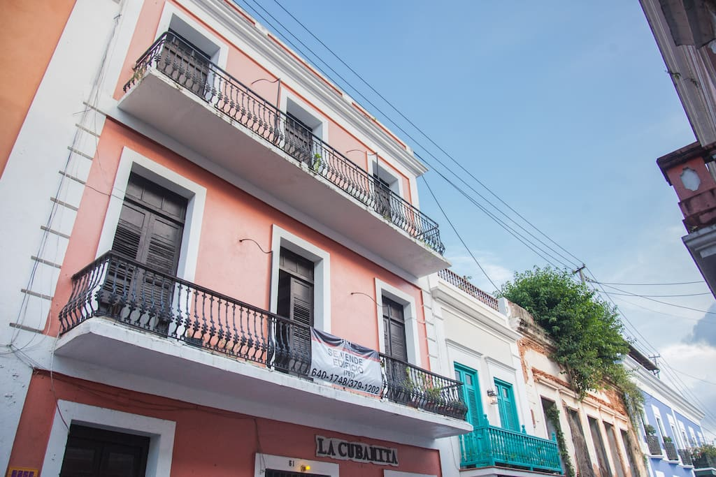 Funky Rooftop Shack Old San Juan Tiny Houses For Rent