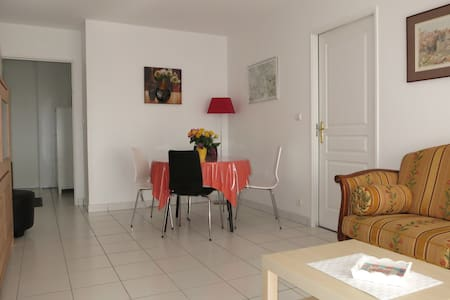 Logement F3 ( 60 m2 ) près Deauville - Trouville - Touques