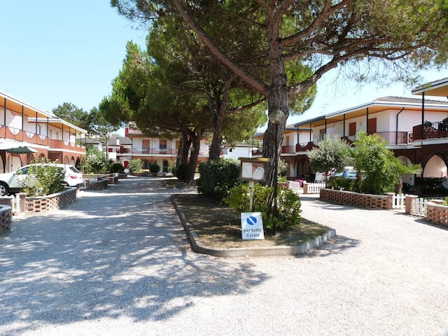 Villetta Porto Santa Margherita - Porto Santa Margherita - บ้าน