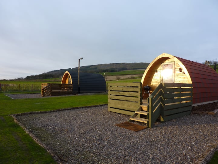 Wild Goose Glamping-live the outdoor dream.