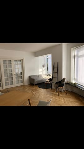 Big apartment with private room and balcony