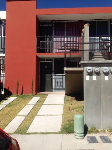 Bonito departamento amueblado - San Miguel de Allende  - Flat