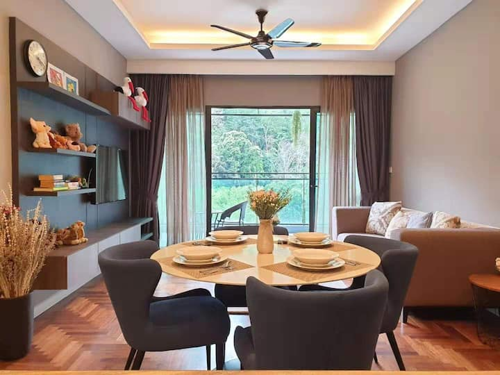 Home Sweet Home 3-16 Vista Genting Highland [WiFi]