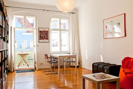 clean calm cosy central apartment  - Berlin - Wohnung
