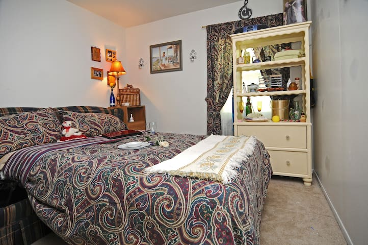 "~Just for You! ""The Perfect Room""~ - Indianapolis - Rumah"