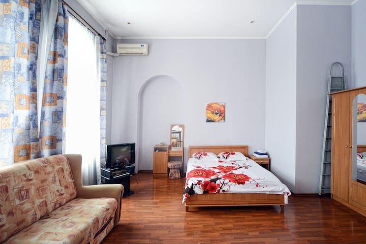 стильная студия на Михайловской, wi - Kiev - Apartment
