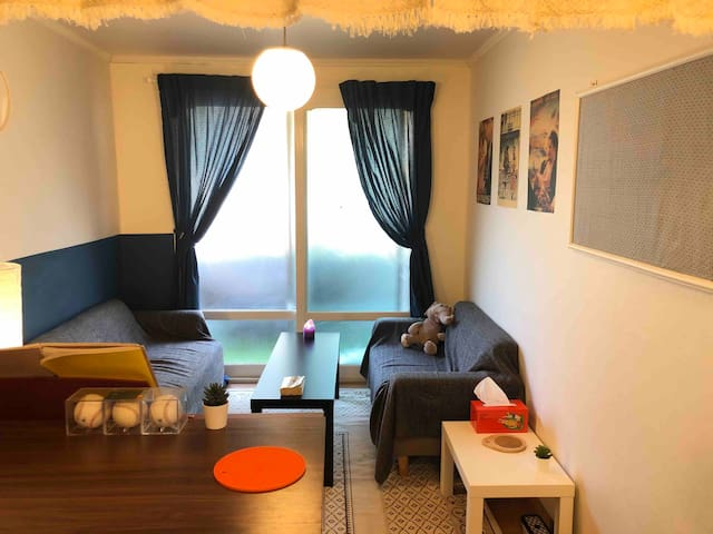 Kor Vintage House3(Seoul Stn. private room & bath)