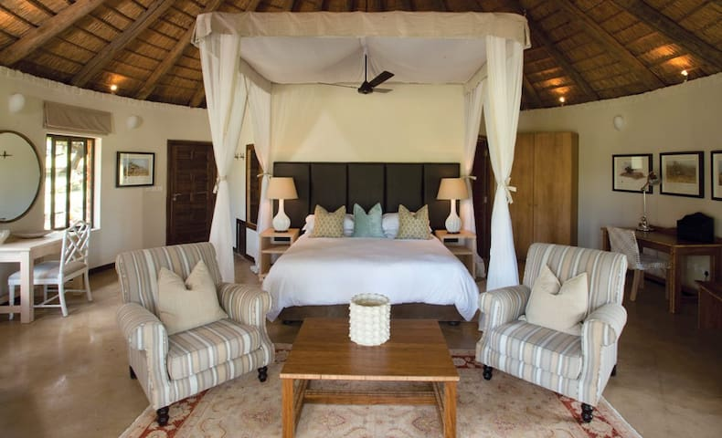 Escape the hustle of Lusaka in a Deluxe Chalet