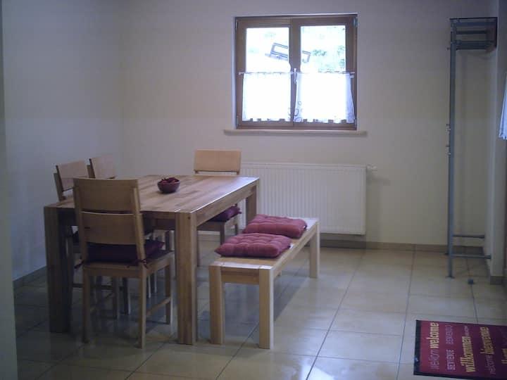 Ziegelhof, (Schuttertal), Maisonette-Ferienwohnung 2, 70qm, 2 Schlafräume, max. 6 Personen