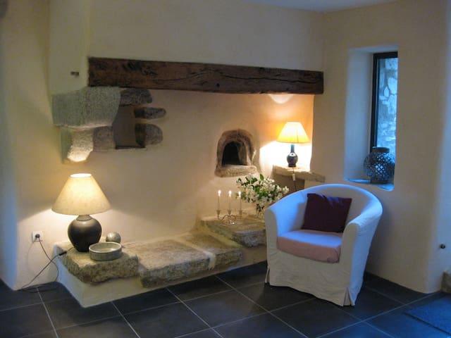 La petite maison du moulin - Villefort - House