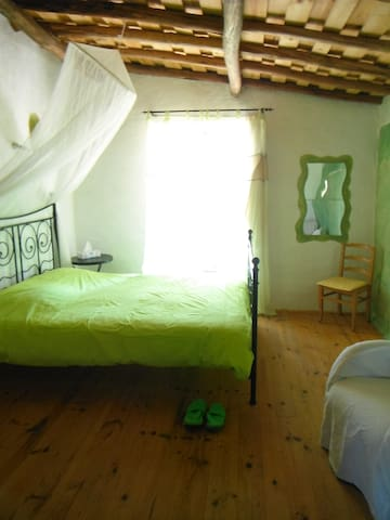 Original romantic in nature apartment 4-5pers - Midões - Pis