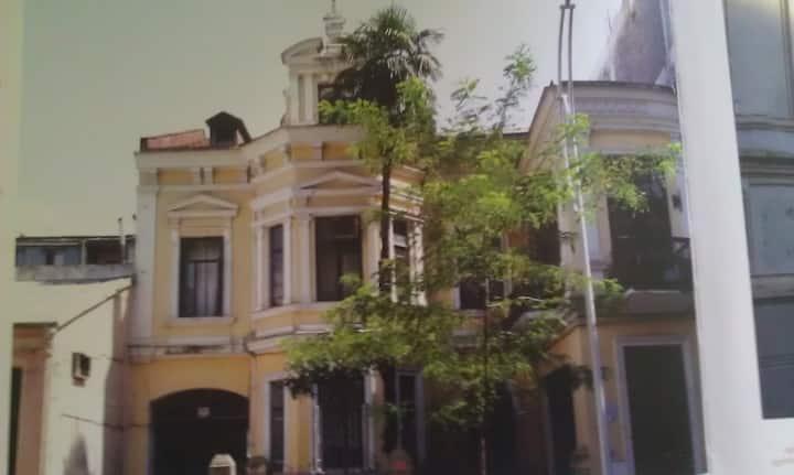 комната в историческом доме 19века