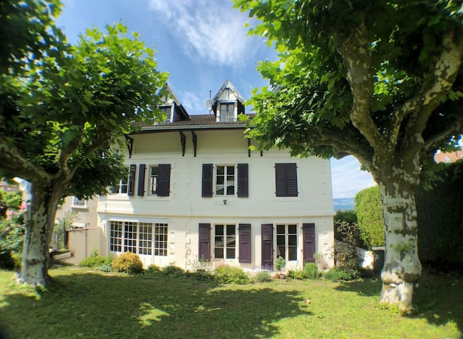 Beautiful Villa in EVIAN, 200m from  the Lake